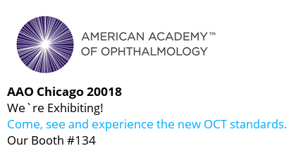 AAO 2018, Chicago. Our Booth #134