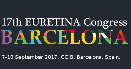 17th EURETINA Congress in Barcelona Visit our booth No. 144