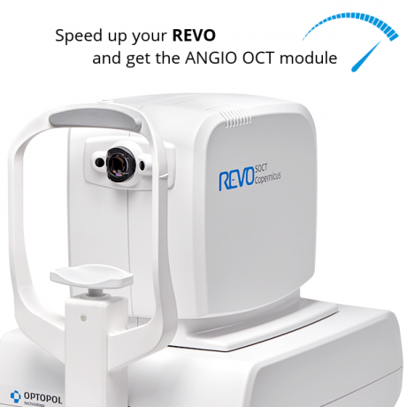 Upgrade your hardware & ANGIO OCT in SOCT Copernicus REVO