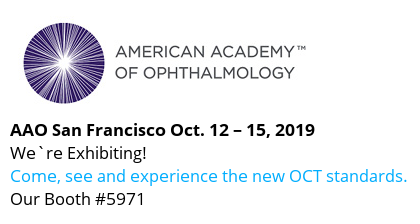 AAO 2019, San Francisco. Our Booth #5971
