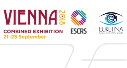 ESCRS and EURETINA combined exhibition - Vienna 2018