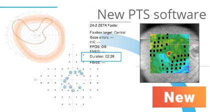 PTS Software Version 3.5